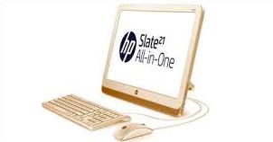 الاندرويد على الشاشات الكبيرة مع HP Slate 21