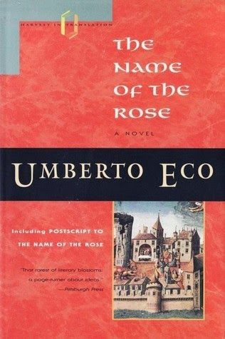 Best Bibliomystery Books List The Name of the Rose by Umberto Eco