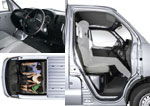Interior Daihatsu Gran Max Pick Up