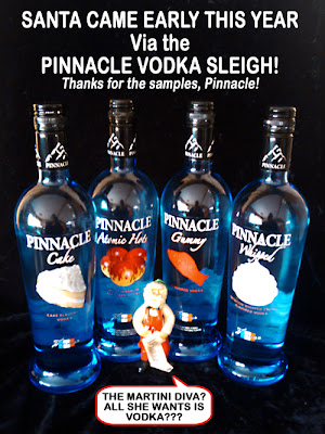 The Martini Diva Pinnacle Vodka Review Cake Whipped Gummy