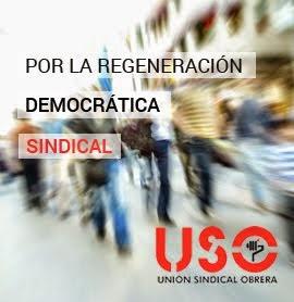 Por la regeneración democrática SINDICAL.