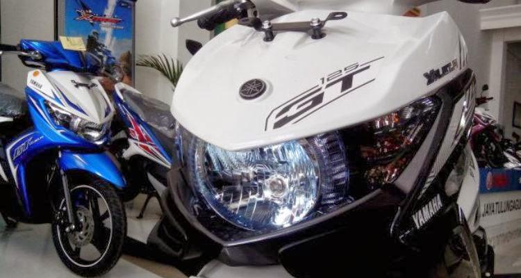 atau skutik motor ini adalah yamaha xeon gt yamaha indonesia motor