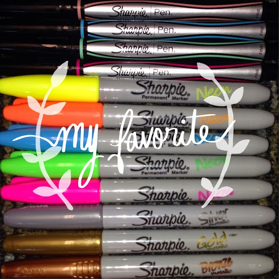 Sharpie Collection