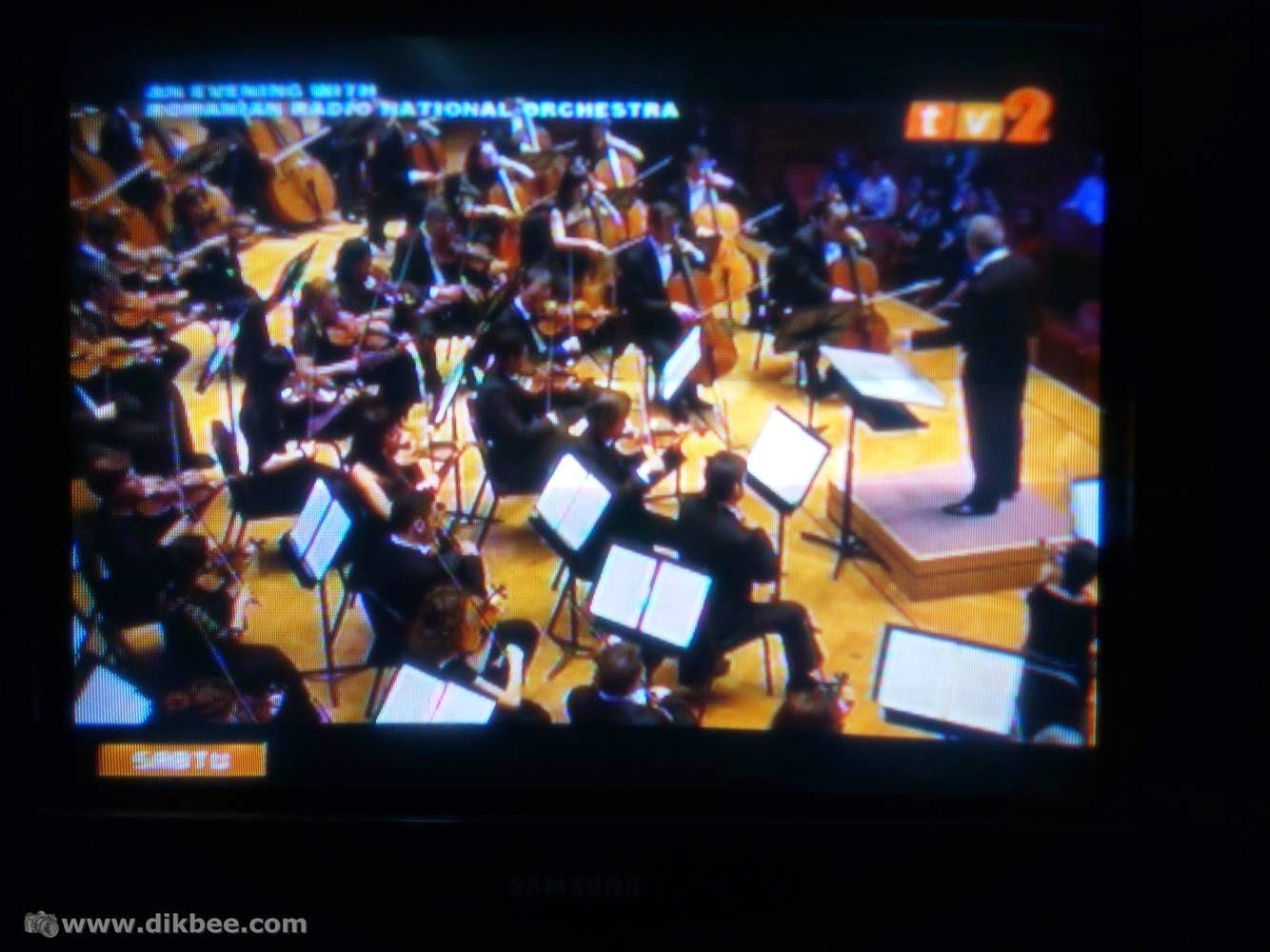 An Evening With Romanian Radio National Orchestra