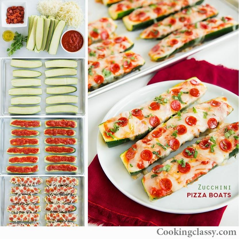 http://www.cookingclassy.com/2014/06/zucchini-pizza-boats/