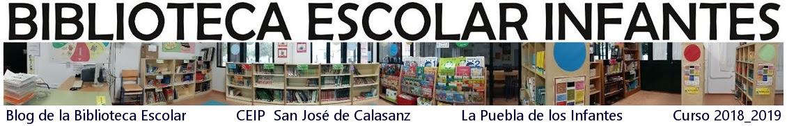 Biblioteca escolar Infantes