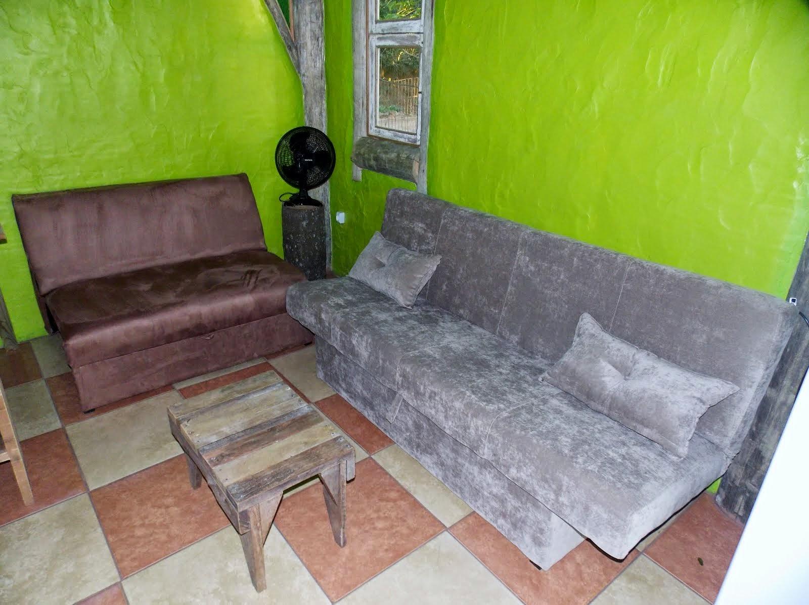 Sala cabana 10