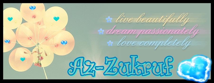 Az-Zukruf's Blog