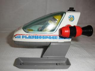 Cool tura retro la mejor forma de re vivir los ochentas for Nave espacial playmobil