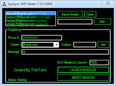 Download Apolyse SMS Nuker  KsAyp