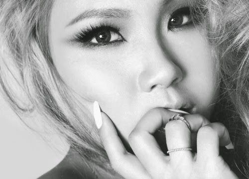 CL for ELLE Magazine