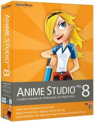 Anime Studio Pro v8.2 [Planet Free]