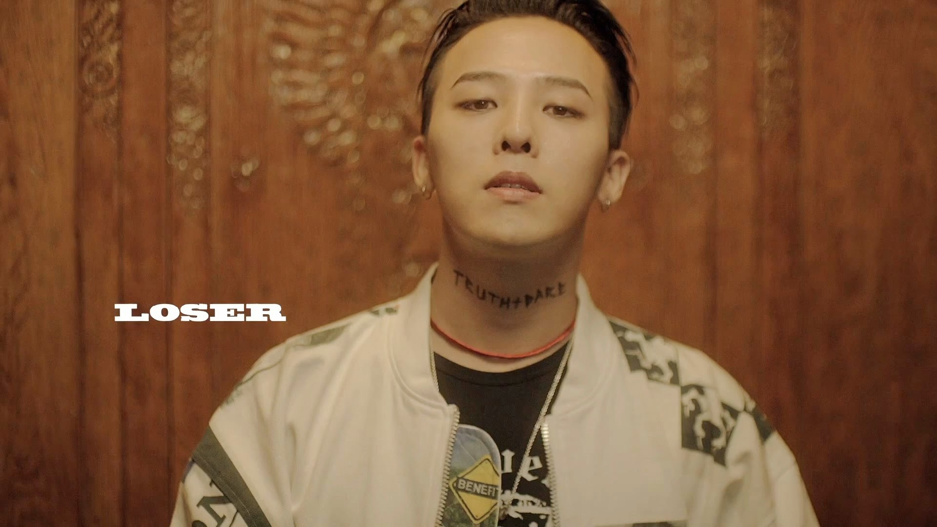 Bigbang's G-Dragon in Loser MV