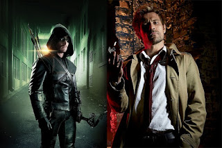 Constantine to appear on Arrow