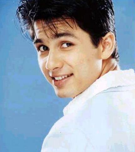 Jennifer Aniston: Shahid Kapoor Childhood Photos