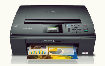 Brother DCP-J125 Driver Download