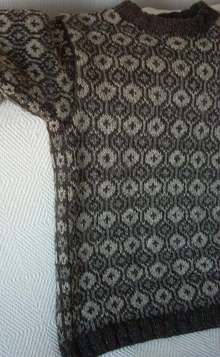 Asplund Knits Faroese Sweater Finished