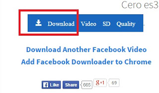 Gambar 4 Mudah Download Video Di Facebook