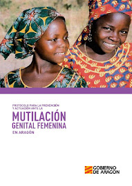 PROTOCOLO PARA LA PREVENCIN Y ACTUACIN ANTE LA MUTILACIN GENITAL FEMENINA EN ARAGN.