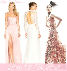 'Belle Of The Ball' Featuring Stunning Prom Dresses.