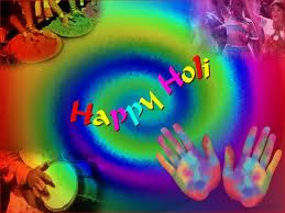Happy Holi & Color Full Holi