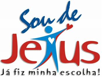 Sou de JESUS!