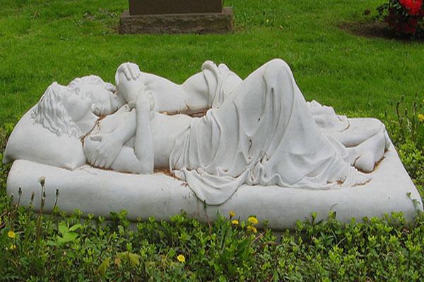 grave artwork