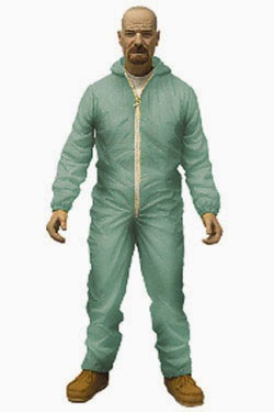 Figura Walter Breaking Bad Traje Azul