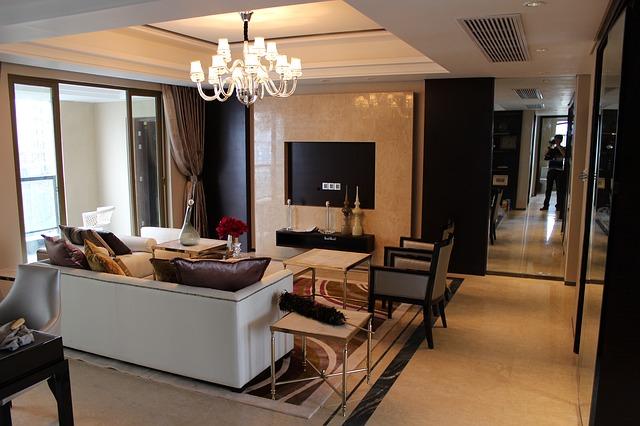 Desain Ruang Tamu Elegan Modern