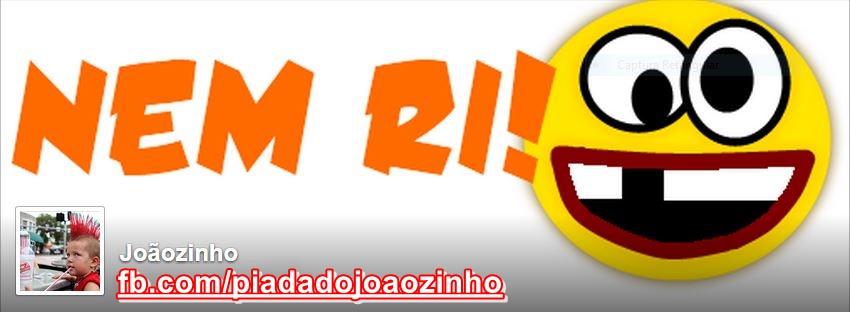 Piadas do Joãozinho, humor, anedotas, casa do riso