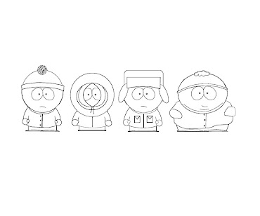 #8 Stan Marsh Coloring Page