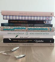 Blogissa esiteltyjä keittokirjoja