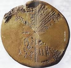 Planisfério Ninive