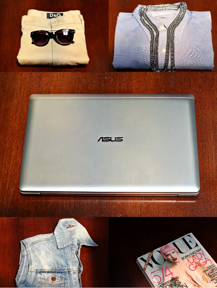 "ASUS VIVOBOOK S200 TOUCHSCREEN LAPTOP ""THE MOBIL STYLISH"" ULTRABOOK"