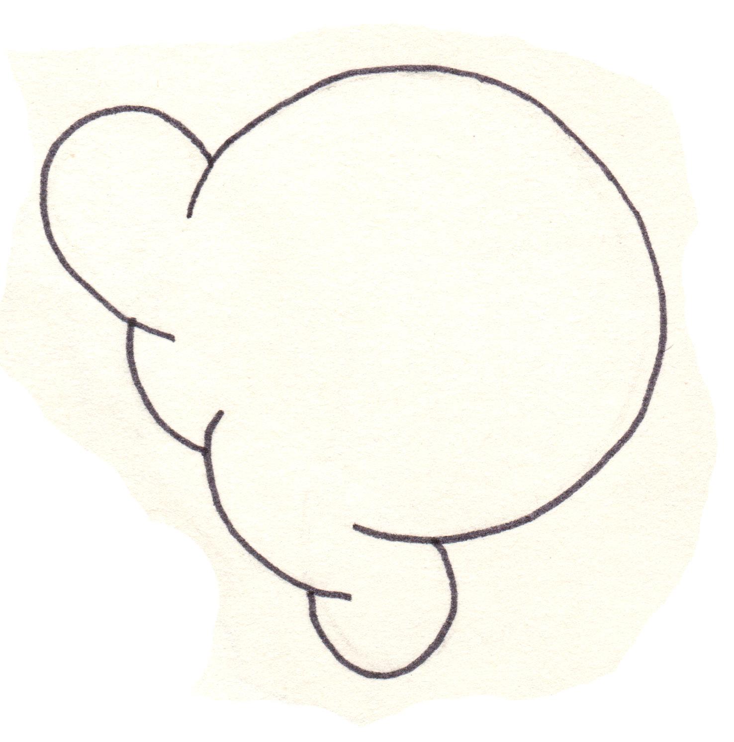 How To Draw Ice Cream Scoop