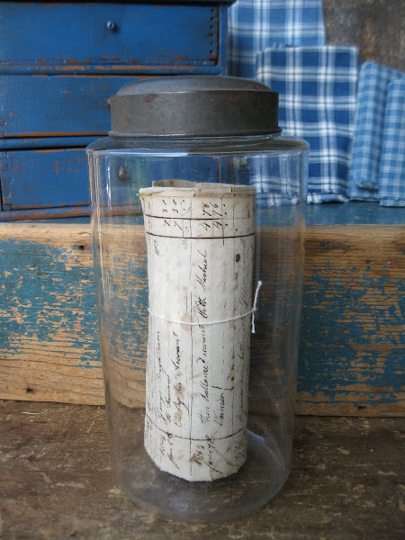Tall Pantry Jar