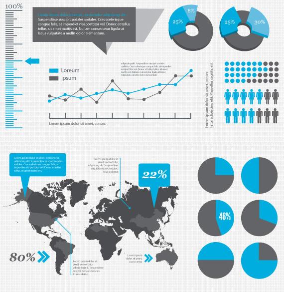 vectores infografia gratis