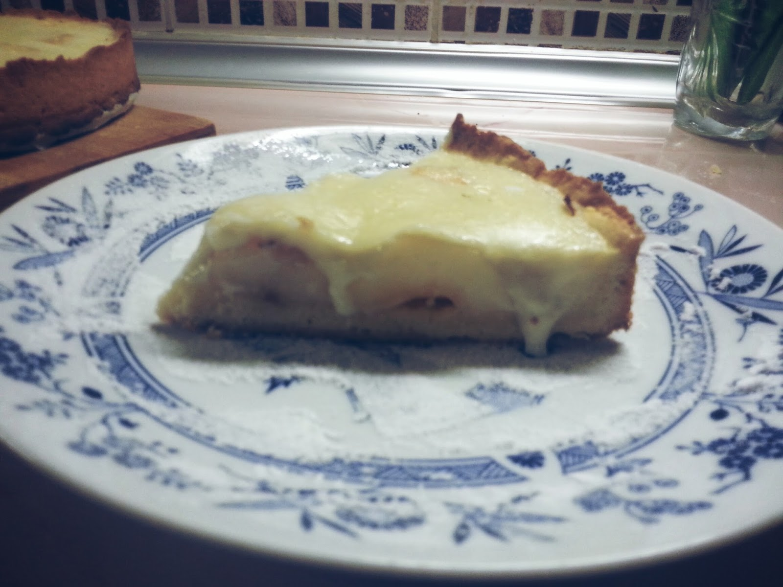 Пирог с грушей с заварным кремом рецепты 54