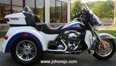 daftar nama & harga sepeda motor mewah merk Harley Davidson (HD) terbaru, terlengkap tahun 2015