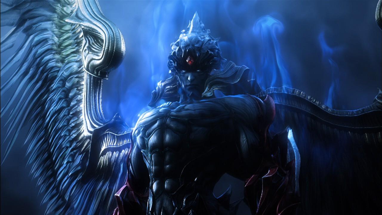 Devil Jin True Form ~ TEKKEN Game All Players Secret Moves