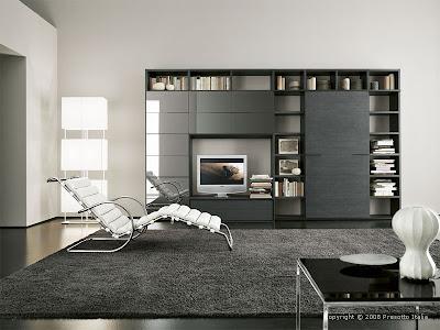 Modern Living Room 1