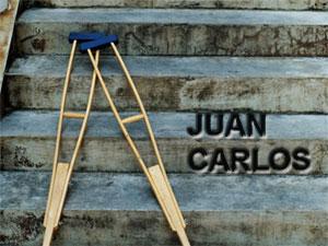 Las muletas que me regaló José Vicente