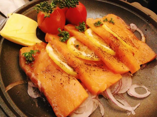 TOBANYAKI Salmon Butteryaki