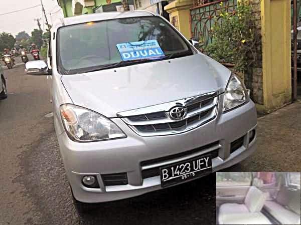 Dijual Mobil Bekas TOYOTA AVANZA 1.3 G Matic