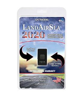 Portable Long Term 1 Year Battery Optimus AT1 Asset GPS Tracker