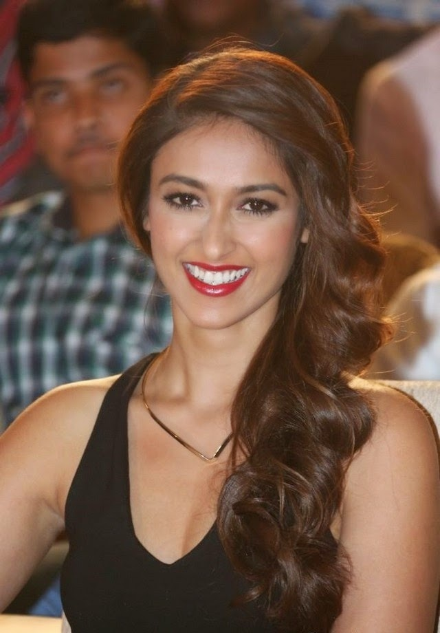 Ileana at Lakshmi Raave Maa Intiki Audio Launch Stills