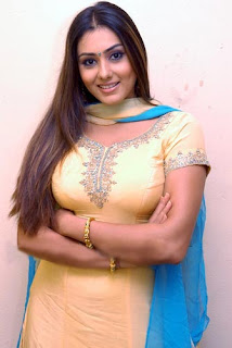 South Indian Actress Namitha Hairstyle Pictures - Girls Hairstyle Ideas