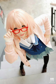 Beyond the Boundary Cosplay
