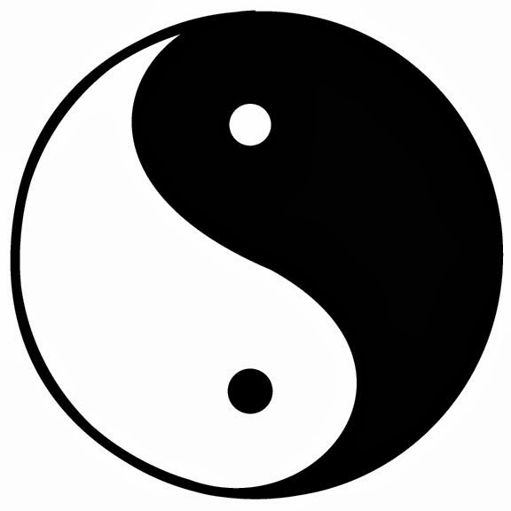 Chicken Fat Sitting On My Yin Playing With My Yang