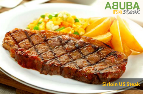 Menu Steak Abuba